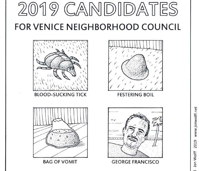 VNC Election 2019 | George Francisco