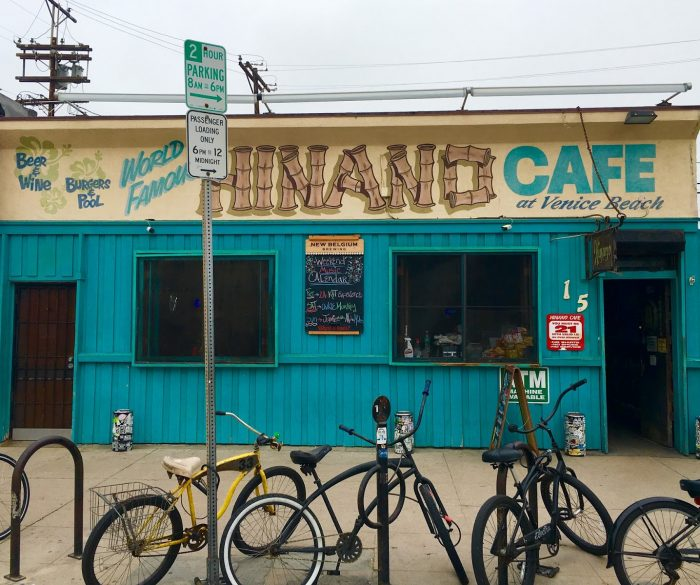 Hinano Cafe Venice Beach, CA