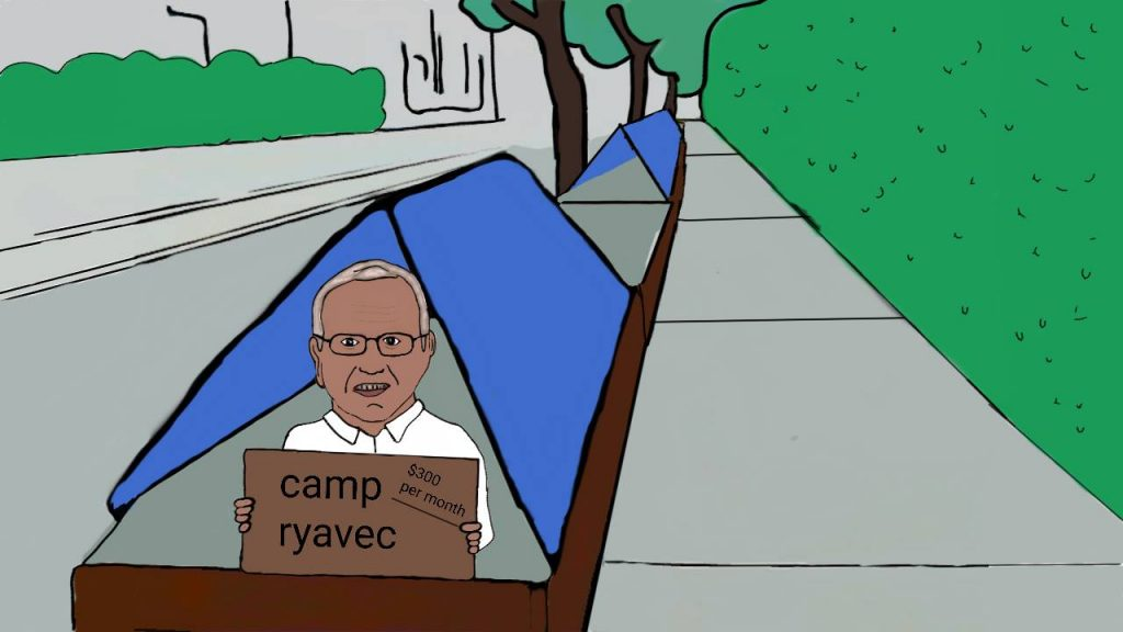 camp mark ryavec