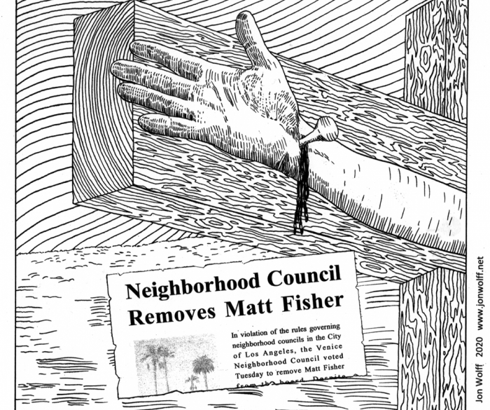 Matt Fisher VNC Cartoon